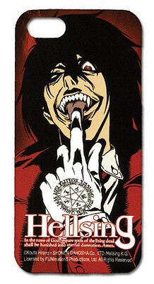 Hellsing Alucard w/ White Gloves Iphone 5 Cell Phone Case Anime MINT