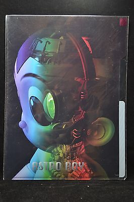 Astro Boy 3 Indexed A4 Clear File v1