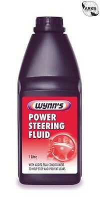 WYNNS Power Steering Fluid - 1 Litre - 189890