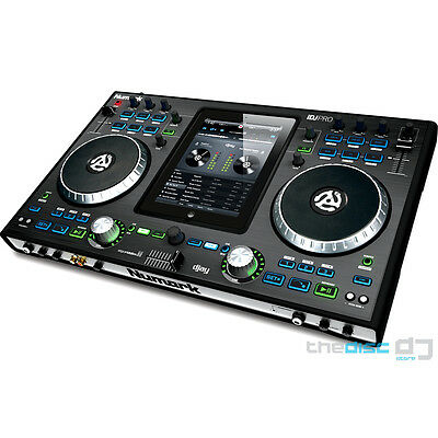 Numark iDJ Pro iPad DJ Controller For iPad With Built In Sound Card