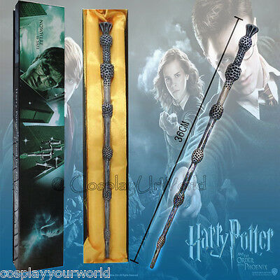 Harry Potter Master Dumbledore Replica Magical Collection Coplay Wand, Hard Box