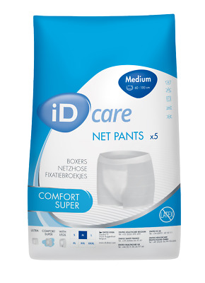 iD Expert Fix Comfort Super - Medium - Pack of 5