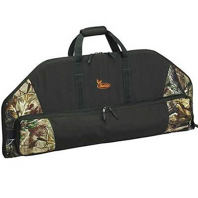 Buck Commander Soft Bow Case With Padding And Zippered Pouch Dat-55680