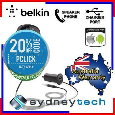 New Belkin Car Audio Connect FM 3.5mm