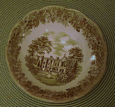 J&G Meakin  Buckinghamshire  breakfast/cereal bowls--5 available