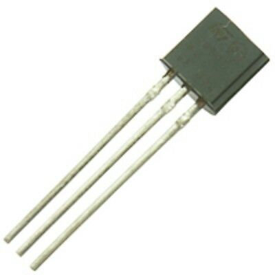 BC183L Low Power NPN Transistor Pack of 10