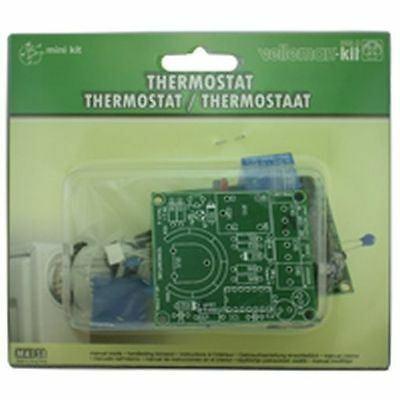 Velleman Thermostat Electronics Project Kit MK138