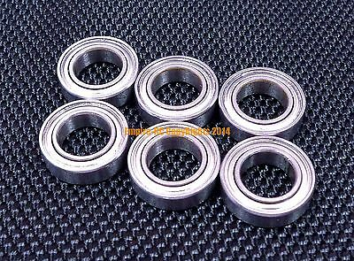 [QTY 2] S688/W4c S688W4zz (8x16x4 mm) Ceramic Stainless Bearing ABEC-3 688zz/W4