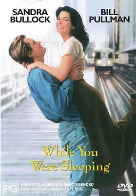 While You Were Sleeping  - DVD - NEW Region 4