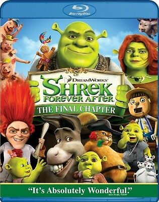 Shrek Forever After (2010, Blu-ray New)