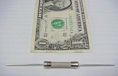 Lot 25 Buss BK3/GBH-V030A6F Electronic Ceramic Fuses Solder Lead 30A Circuit New