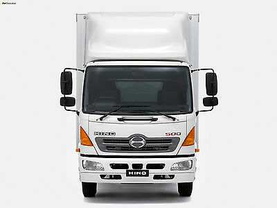 HINO FD FE FF SG FA FB Series Workshop Manual on CD - $14 00