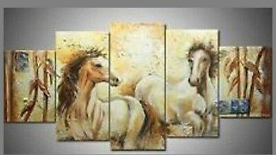 MODERN ABSTRACT CANVAS ART OIL PAINTING (no frame) 026
