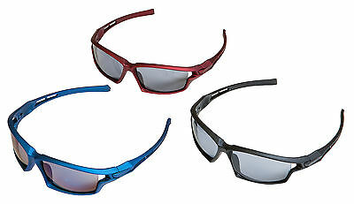 3 x ACCLAIM A1 Hunting Sports Sunglasses Plastic Frame Polycarbonate Lens & Case