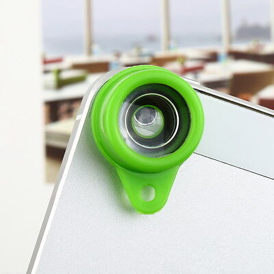 Hot Jelly Lens Fish Eye Wide Angle for iPhone Cell Phone Digital Lomo Camera fo