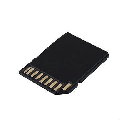 NEW Micro SD TF to SD Card Adapter SDHC Memory TransFlash T-Flash fo