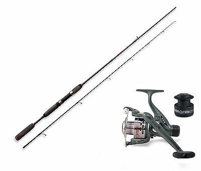 Lineaeffe Freshwater spinning rod & Andromeda 40RD Reel combo Option of 4 sizes.