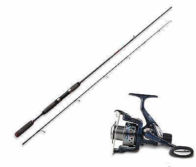 Lineaeffe Freshwater spinning rod & Drake 30RD Reel combo Option of 4 sizes.