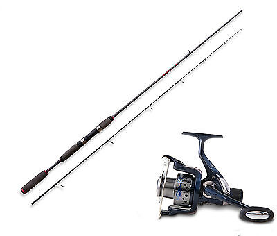 Lineaeffe Freshwater spinning rod & Drake 40RD Reel combo Option of 4 sizes.