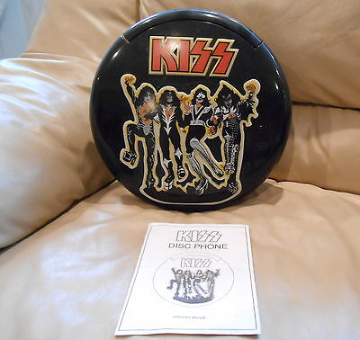 KISS **  NEON TELEPHONE **  1997' KISS Catalog Ltd ** No Box **