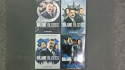 Blue bloods seasons 1 - 2 - 3 - 4!