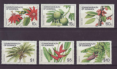 Dominica lotto stamps