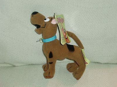 Scooby Doo Cartoon Network Super Poseable Plush Stuffed Animal 1998 With Tag