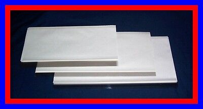 5 pack Brodart Just-a-Fold III Archival Book Jacket Covers - Mini Popular Pack