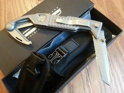 Rare Extrema Ratio TFV-DL Jumpmaster Tactical Folding Knife, Italy, Authentic