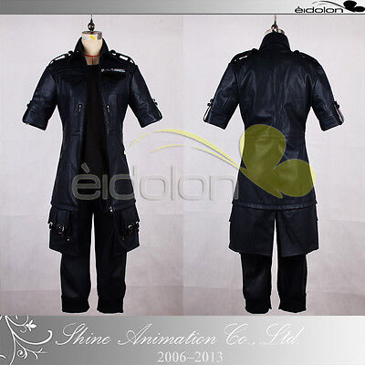 EE0025BP Final Fantasy XV Noctis Leather Version Cosplay Costume