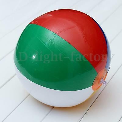 23CM Kids Pool Swimming Splash Play Party Water Game Toy Inflatable Beach Ball