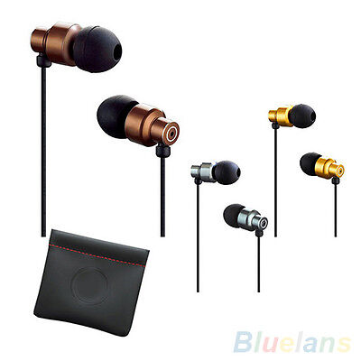 Vogue 3.5mm In-Ear Earbud Earphone Cool Headphone Headset Bass Stereo For iPhone