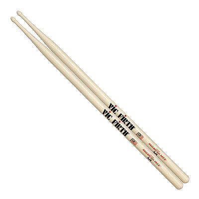 Vic Firth 3 pair SD1 General Wood Tip Hickory Drum Sticks  sg