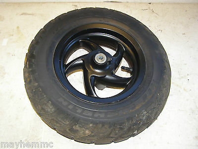 GILERA SKP 50cc FRONT WHEEL AND MICHELIN TYRE