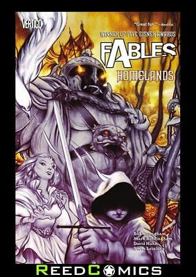 FABLES VOLUME 6 HOMELANDS GRAPHIC NOVEL New Paperback Collects Issues #34-41