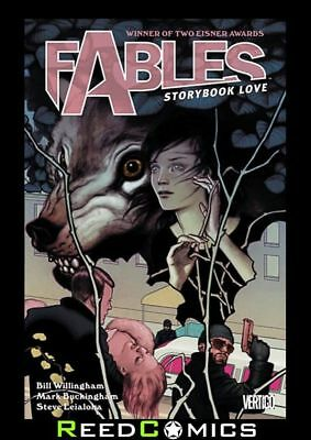 FABLES VOLUME 3 STORYBOOK LOVE GRAPHIC NOVEL New Paperback Collect Issues 11-18