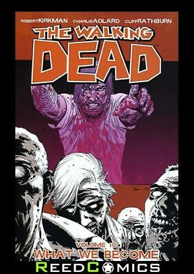THE WALKING DEAD VOLUME 10 GRAPHIC NOVEL New Paperback Collects Issues #55-60