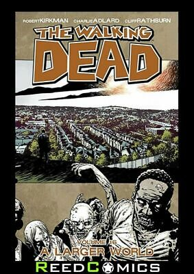 THE WALKING DEAD VOLUME 16 GRAPHIC NOVEL New Paperback Collects Issues #91-96