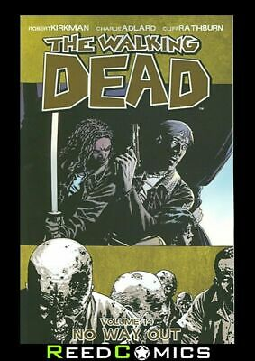THE WALKING DEAD VOLUME 14 GRAPHIC NOVEL New Paperback Collects Issues #79-84