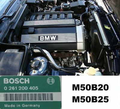BMW Chip Tuning 21Hp M50 E36 E34 320i 325i 520i 525i Ecu 0261200405 0261200403
