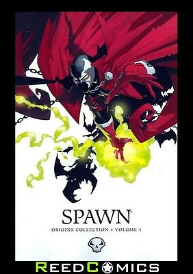 SPAWN ORIGINS VOLUME 1 GRAPHIC NOVEL New Paperback Collects Issues #1-6