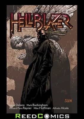HELLBLAZER VOLUME 3 THE FEAR MACHINE GRAPHIC NOVEL New Paperback Collects #14-22