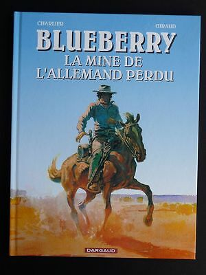 BLUEBERRY  tome 11 TBE
