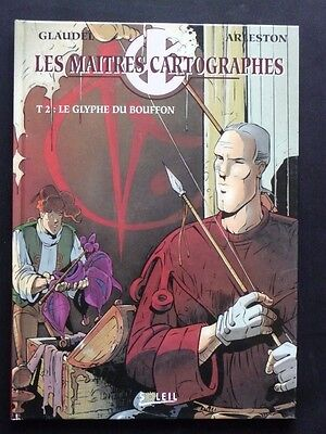 LES MAITRES CARTOGRAPHES tome 2 TBE
