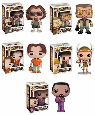 The Big Lebowski Der Dude POP! Movies Bowling Kult Vinyl Figur Figuren Funko