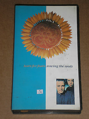 Tears For Fears - Sowing The Seeds - Videocassetta Vhs