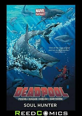 DEADPOOL VOLUME 2 SOUL HUNTER GRAPHIC NOVEL New Paperback Collects #7-12