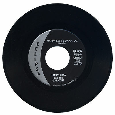 "HARRY DEAL & THE GALAXIES  ""WHAT AM I GONNA DO""  KILLER NORTHERN SOUL   LISTEN"