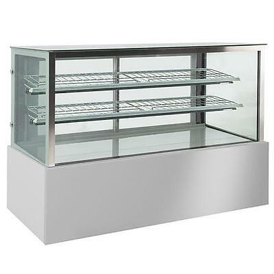 Cake & Food Cold Display 1200x725x1250mm, Refrigerated Presentation Unit