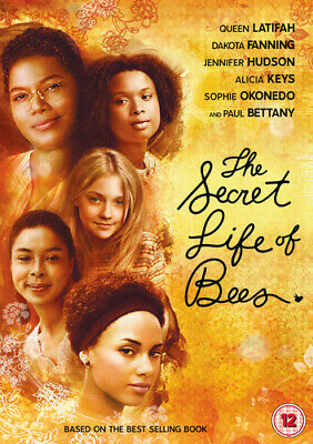 The Secret Life of Bees DVD (2009) Dakota Fanning, Prince-Bythewood (DIR) cert